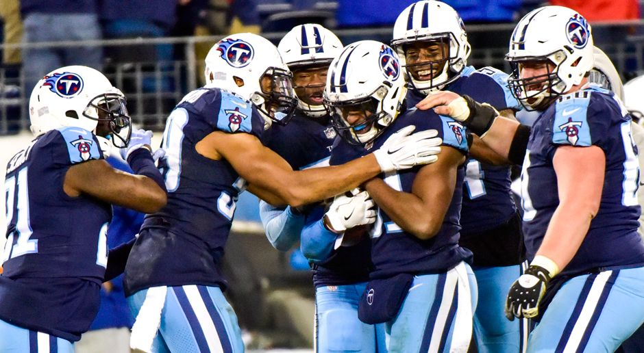 Tennessee Titans - Bildquelle: 2017 Getty Images