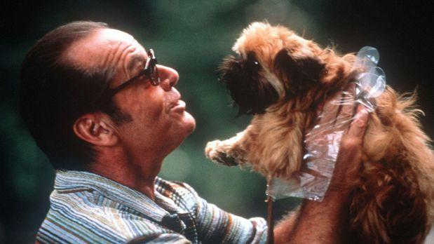 Jack Nicholson - Bildquelle: dpa