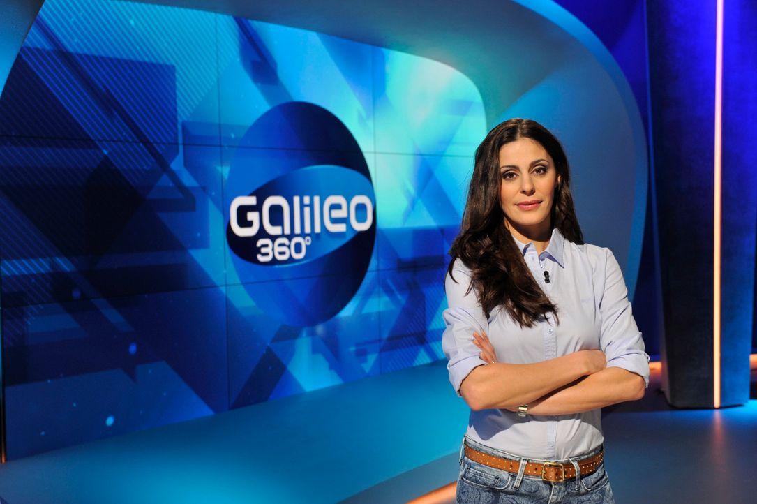 """Spannendes Wissen, überraschende Fakten, faszinierende Bilder: """"Galileo 360°"""" zeigt actiongeladene spektakuläre Geschichten rund um ein Thema. Das W... - Bildquelle: Jan Richter ProSieben MAXX"""