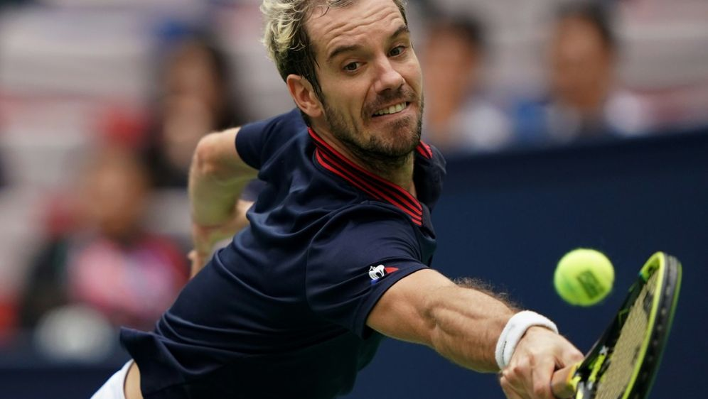 Richard Gasquet sagt das Davis-Cup-Finale ab - Bildquelle: AFPSIDJOHANNES EISELE
