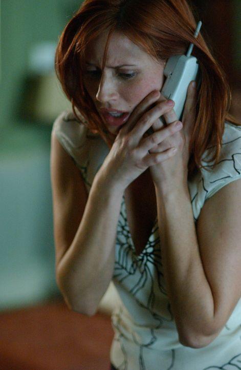 Holly (Kristen Miller) erkennt erst spät, welche sadistische Ader in Tess schlägt. Schafft ihr die Flucht vor ihr noch rechtzeitig? - Bildquelle: 2005 Sony Pictures Home Entertainment Inc. All Rights Reserved.