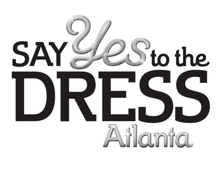 """Say Yes to the Dress - Atlanta"" - Originaltitel-Logo - Bildquelle: TLC & Discovery Communications"