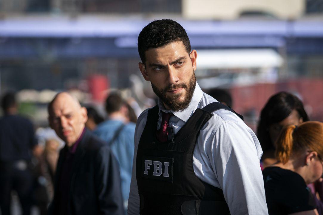 Omar Adom Zidan (Zeeko Zaki) - Bildquelle: Michael Parmelee 2018 CBS Broadcasting, Inc. All Rights Reserved/Michael Parmelee