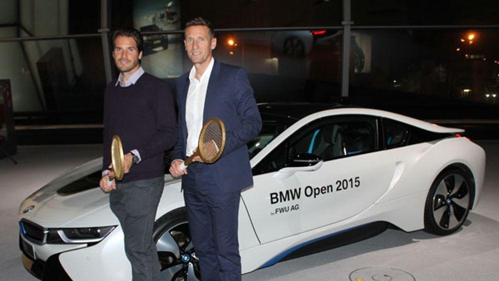 Bmw Open 100 Geburtstag Mit Top Star Tommy Haas