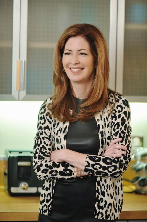 Auch im Privatleben ist bei Dr. Megan Hunt (Dana Delany) immer was los ... - Bildquelle: 2011 American Broadcasting Companies, Inc. All rights reserved.