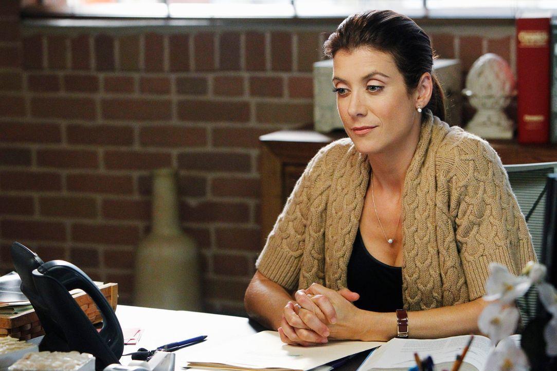 Ist mit Sam nicht einer Meinung, was das Vorgehen bei einem Fall betrifft: Addison (Kate Walsh) ... - Bildquelle: ABC Studios