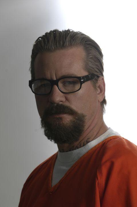 Lässt sich nicht unterkriegen: Serienmörder John Smith (Val Kilmer) ... - Bildquelle: 2008 Worldwide SPE Acquisitions Inc. All Rights Reserved.