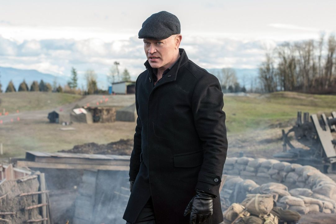 Die Legends gleich doppelt an einem Ort zur selben Zeit? Das könnte nicht nur für Damien Darhk (Neal McDonough) zum Problem werden ... - Bildquelle: Warner Brothers