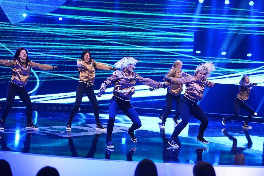 Got-To-Dance-Bronx-Sistas-05-SAT1-ProSieben-Willi-Weber - Bildquelle: SAT.1/ProSieben/Willi Weber