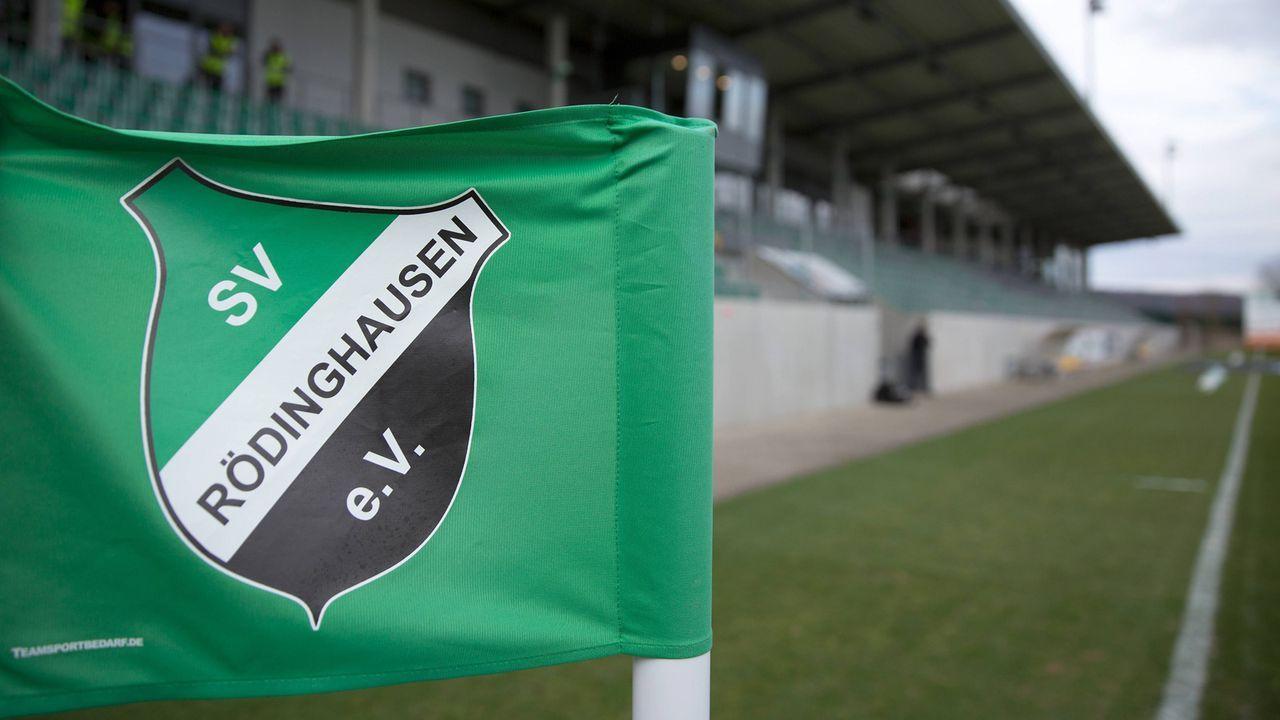 SV Rödinghausen: Fünf Aufstiege in Serie - Bildquelle: imago/Noah Wedel