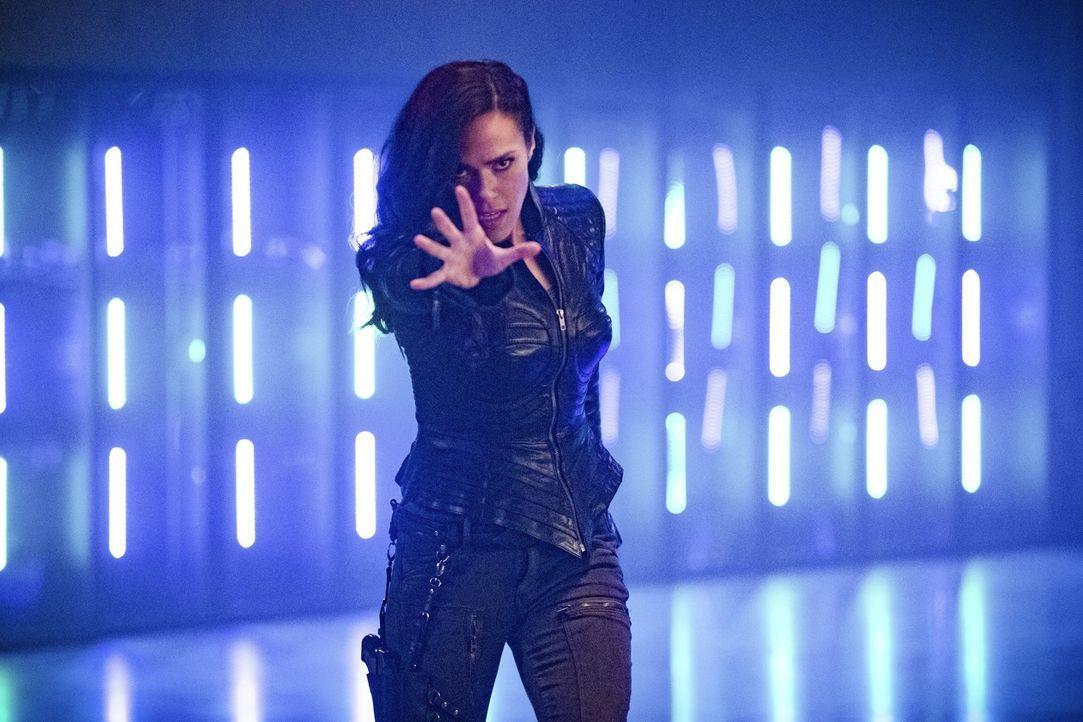 Bei dem Versuch Team Flash zu helfen, gerät Gypsy (Jessica Camacho) schließlich in Lebensgefahr ... - Bildquelle: 2017 Warner Bros.