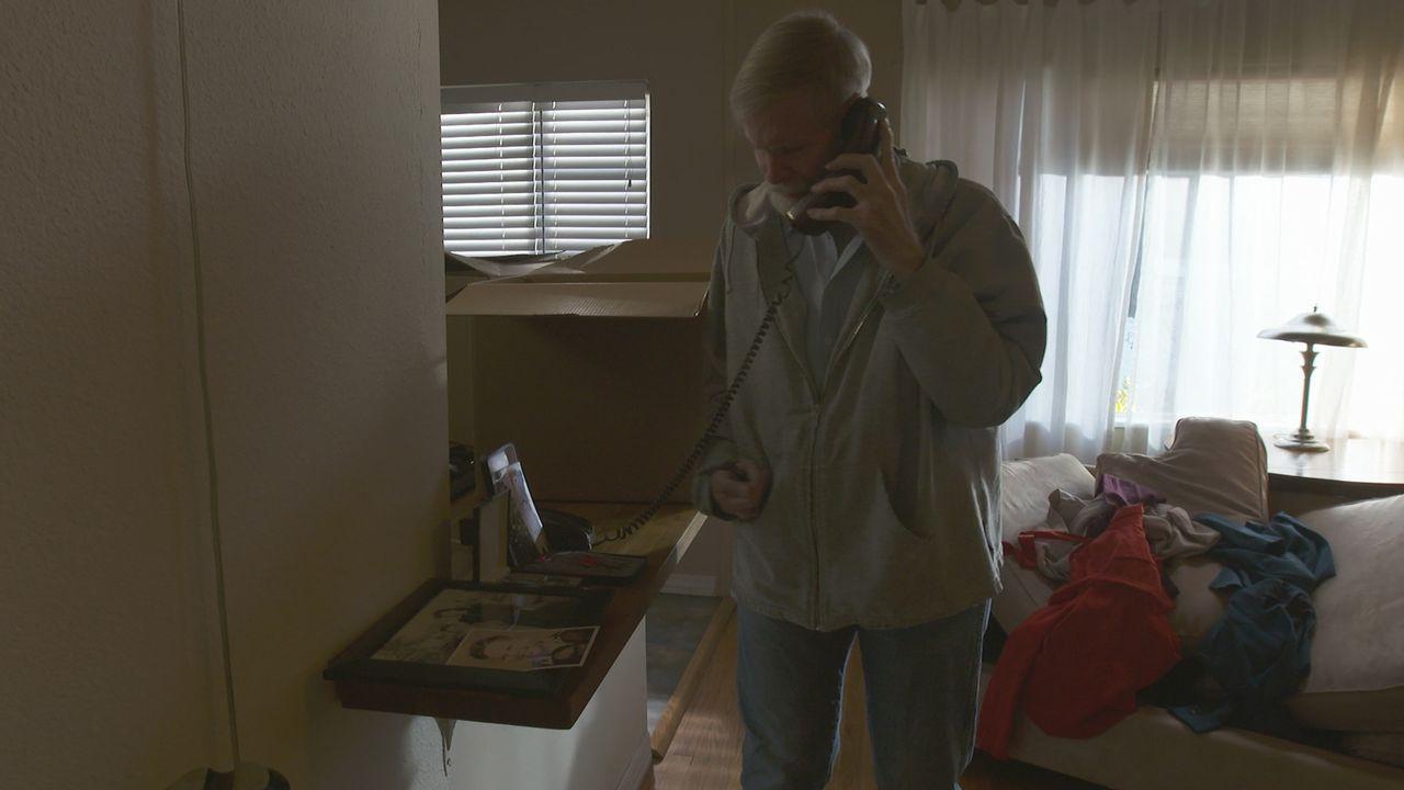 Als der 71-jährige Kriegsheld Jack Irwin (Bild) 1999 in Upland, Kalifornien auf unerkläliche Weise verschwindet, vermutet seine Familie das Schlimms... - Bildquelle: LMNO Cable Group