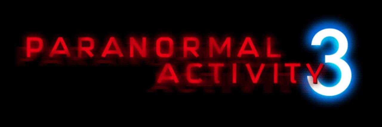 PARANORMAL ACTIVITY 3 - Logo - Bildquelle: 2011 Paramount Pictures. All Rights Reserved.