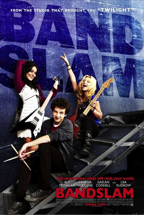 BANDSLAM - GET READY TO ROCK! - Plakatmotiv - Bildquelle: Van Redin 2009 SUMMIT ENTERTAINMENT, LLC and WALDEN MEDIA, LLC ALL RIGHTS RESERVED