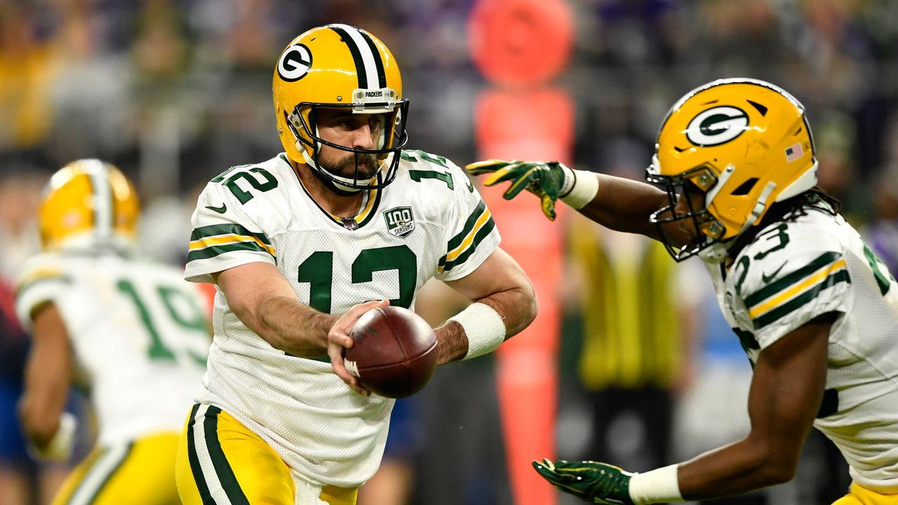 Green Bay Packers - Bildquelle: Getty Images