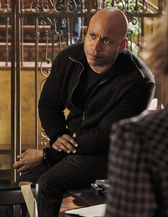 Ermittelt undercover in einem neuen Fall: Sam (LL Cool J) ... - Bildquelle: CBS Studios Inc. All Rights Reserved.