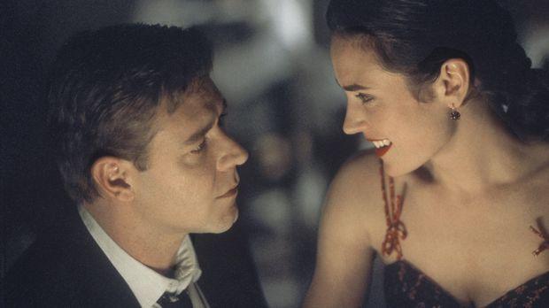 Als der geniale Mathematiker John Nash (Russell Crowe) die ebenso hübsche wie...