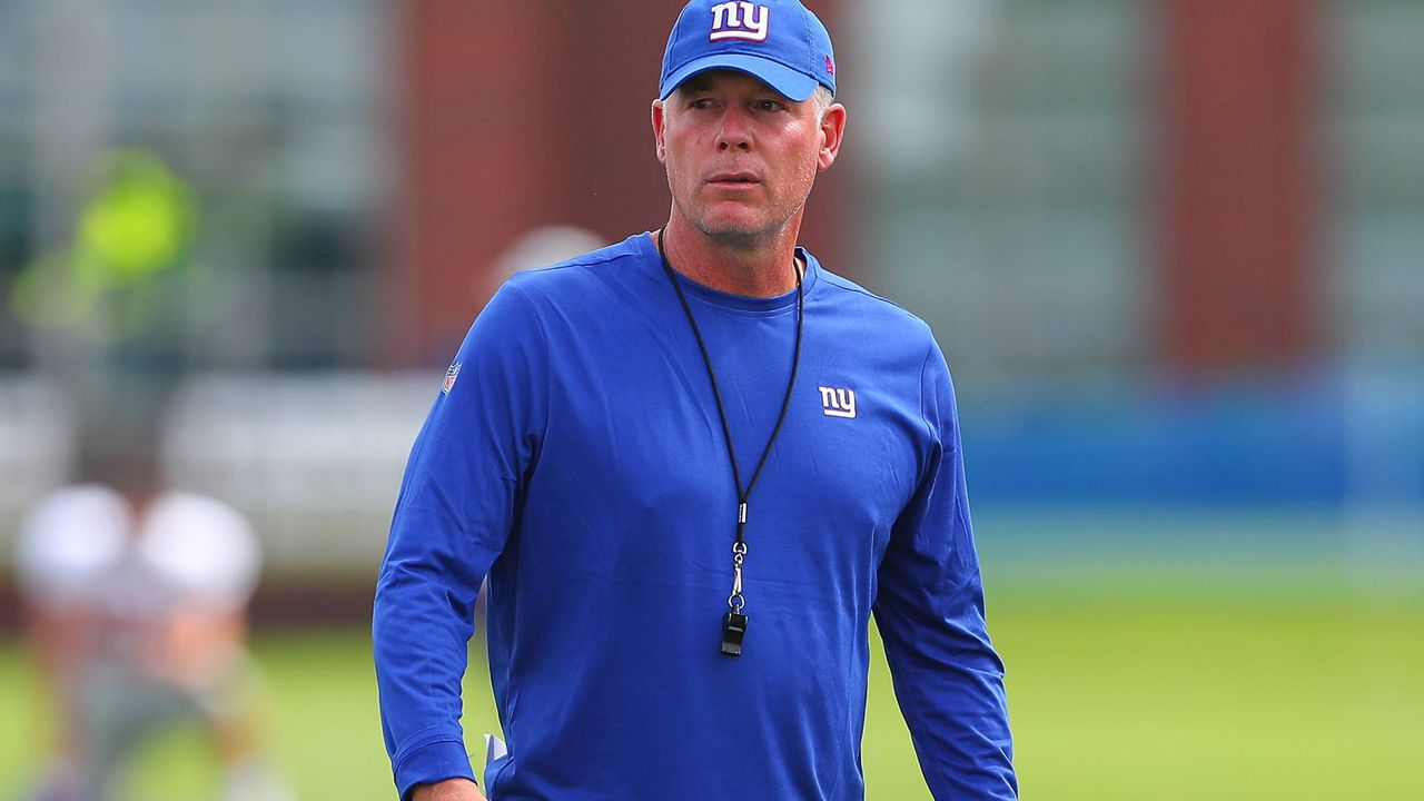 15. Pat Shurmur (New York Giants) - Bildquelle: imago/Icon SMI