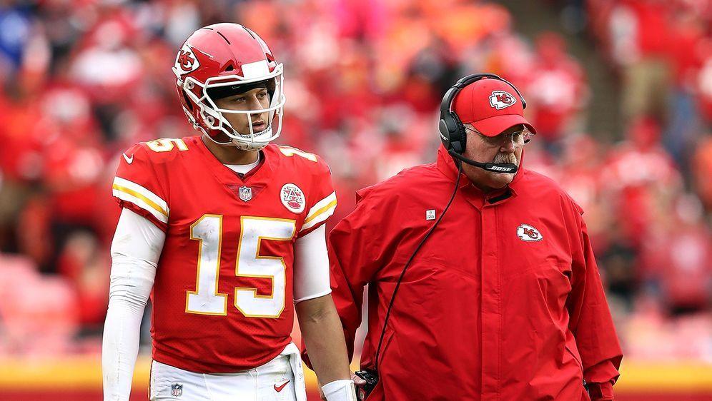 4e0e2b132 NFL  Kansas City Chiefs wollen Overtime-Regel ändern