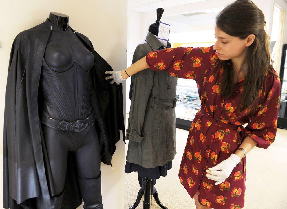 Batman-Robin-Alicia-Silverstone-AFP - Bildquelle: AFP
