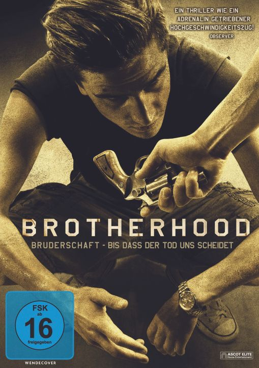"""Brotherhood"" - Plakatmotiv - Bildquelle: Ascot Elite Entertainment Group"