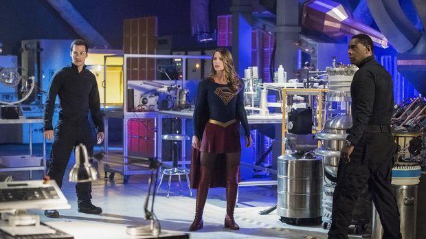 Supergirl - Supergirl - Staffel 2 Episode 20: Die Stadt Der Verlorenen Kinder