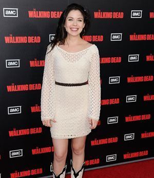 Vampire Diaries: Grace Phipps ist April Young