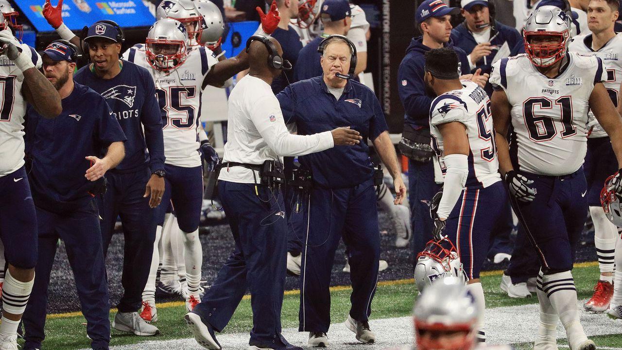 Die wichtigsten Free Agents der New England Patriots 2019 - Bildquelle: 2019 Getty Images