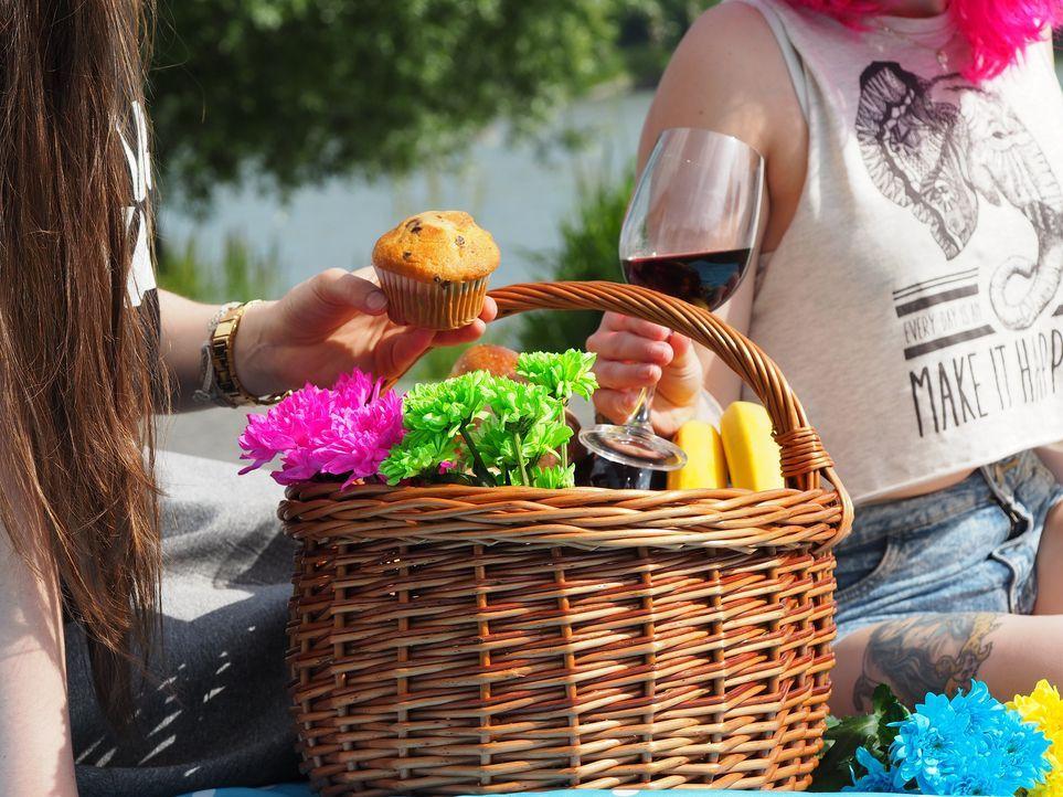 Tipp 5: Ein Picknick im ParkMal ehrlich: Das letzte Mal Picknick ist auch sc...