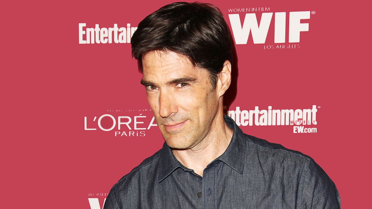 thomas-gibson-11-09-16-sexy-getty-AFP - Bildquelle: getty-AFP