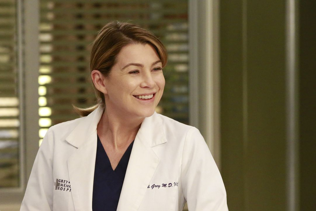 Versucht alles, um einer Patientin das Leben zu retten. Doch wird es Meredith (Ellen Pompeo) gelingen? - Bildquelle: Mitchell Haaseth ABC Studios