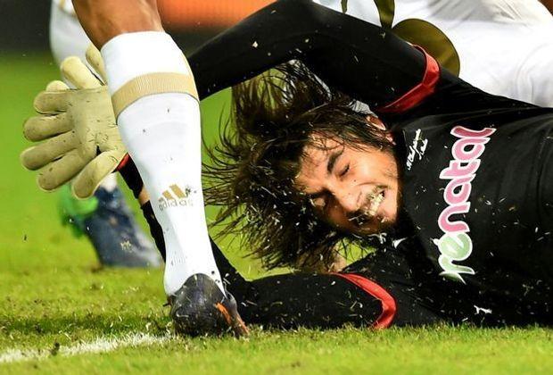 Lange Pause für Genua-Keeper Mattia Perin