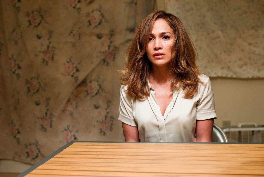 Als hätte sie nicht genug Probleme, ist Leslies (Jennifer Lopez) nächster Kunde ausgerechnet ein gewalttätiger Schwerverbrecher ... - Bildquelle: Jack English 2013 Constantin Film Verleih GmbH