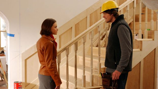Nachdem Rory (Alexis Bledel, l.) erkältet war, packt Paris die Angst, weil si...