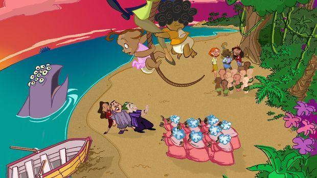 Die Prouds - Der Inselabenteurfilm © Buena Vista International Television
