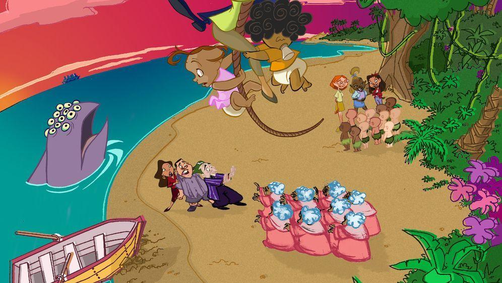 Die Prouds - Der Inselabenteuerfilm - Bildquelle: Buena Vista International Television