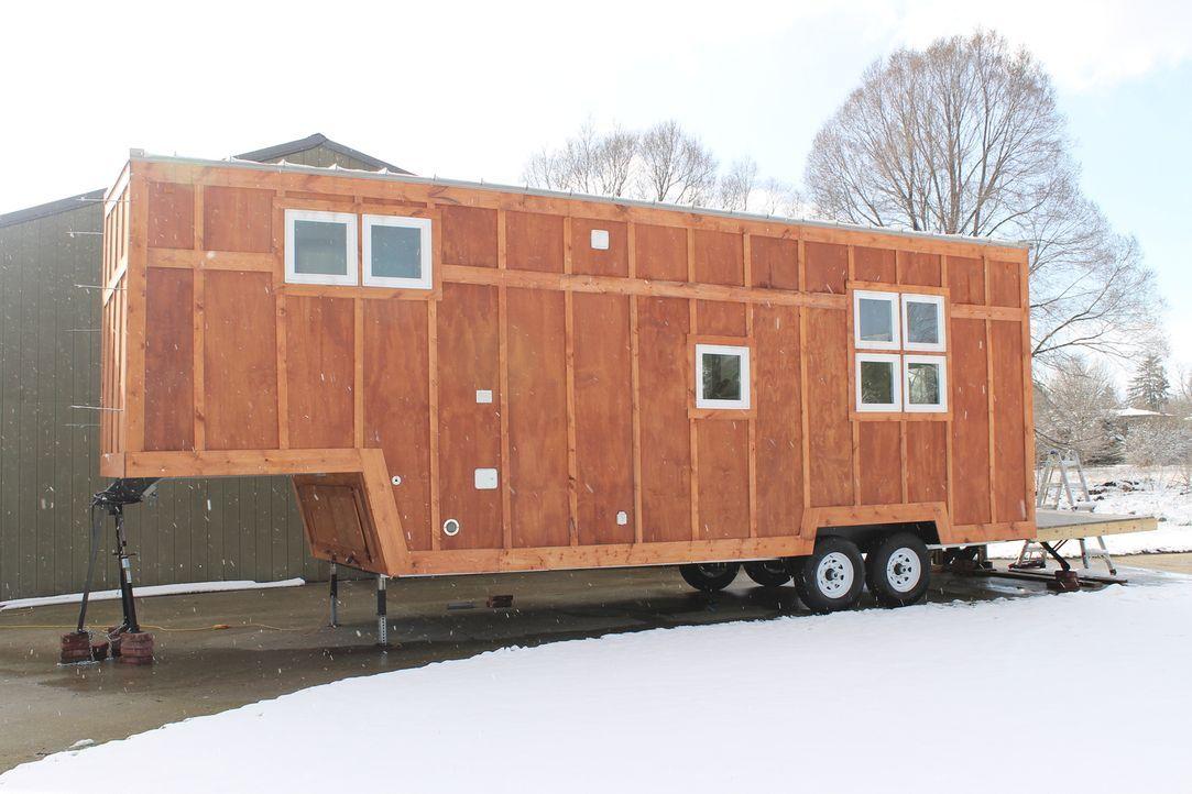 Werden sich David und Teresa wirklich alle Wünsche mit ihrem beweglichen Eigenheim erfüllen können? - Bildquelle: 2016, HGTV/Scripps Networks, LLC. All Rights Reserved.