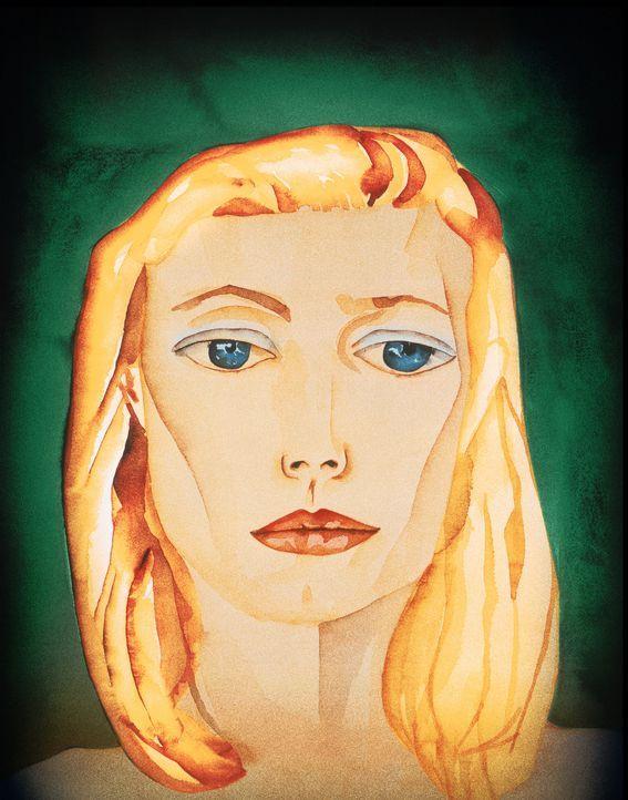Der junge Künstler Finnegan Bell hat ein Portrait seiner großen Liebe Estella gemalt. - Bildquelle: 20 Century Fox