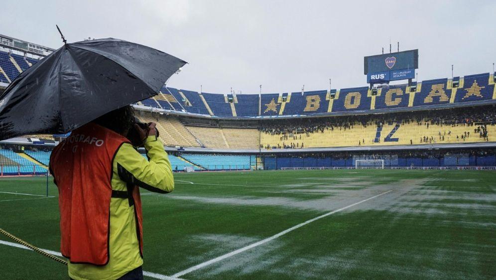 Unwetter in Buenos Aires - Final-Hinspiel verschoben - Bildquelle: AFPSIDEitan ABRAMOVICH