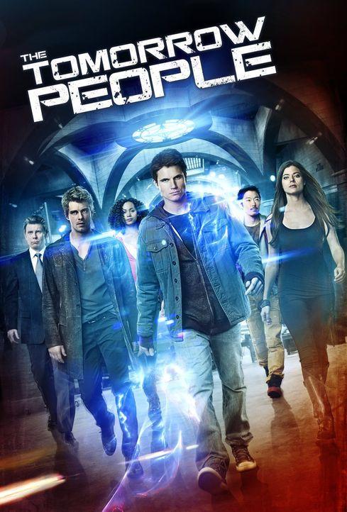 (1. Staffel) - Tomorrow People - Artwork - Bildquelle: Warner Bros. Entertainment, Inc.