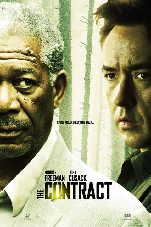 The Contract - Plakatmotiv - Bildquelle: Millennium Films