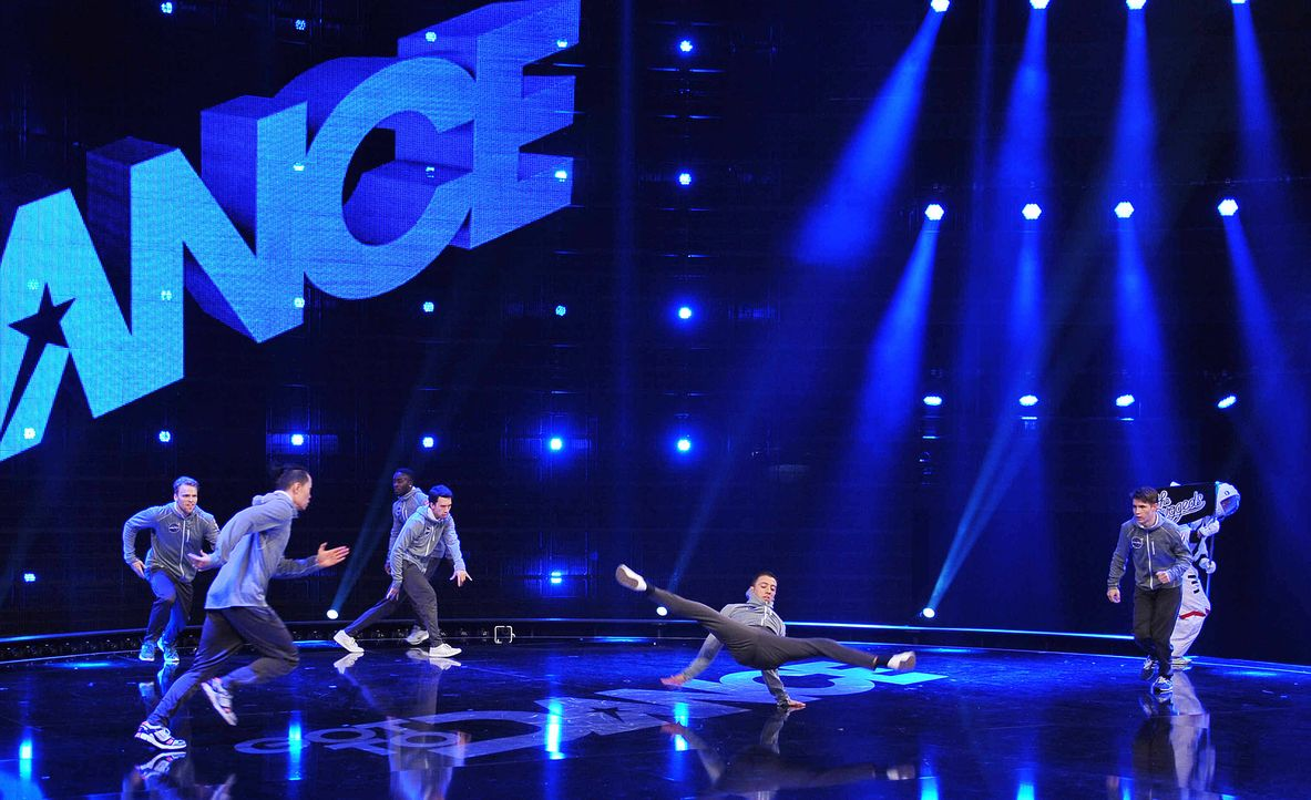 Got-To-Dance-The-Ruggeds-08-SAT1-ProSieben-Willi-Weber - Bildquelle: SAT.1/ProSieben/Willi Weber