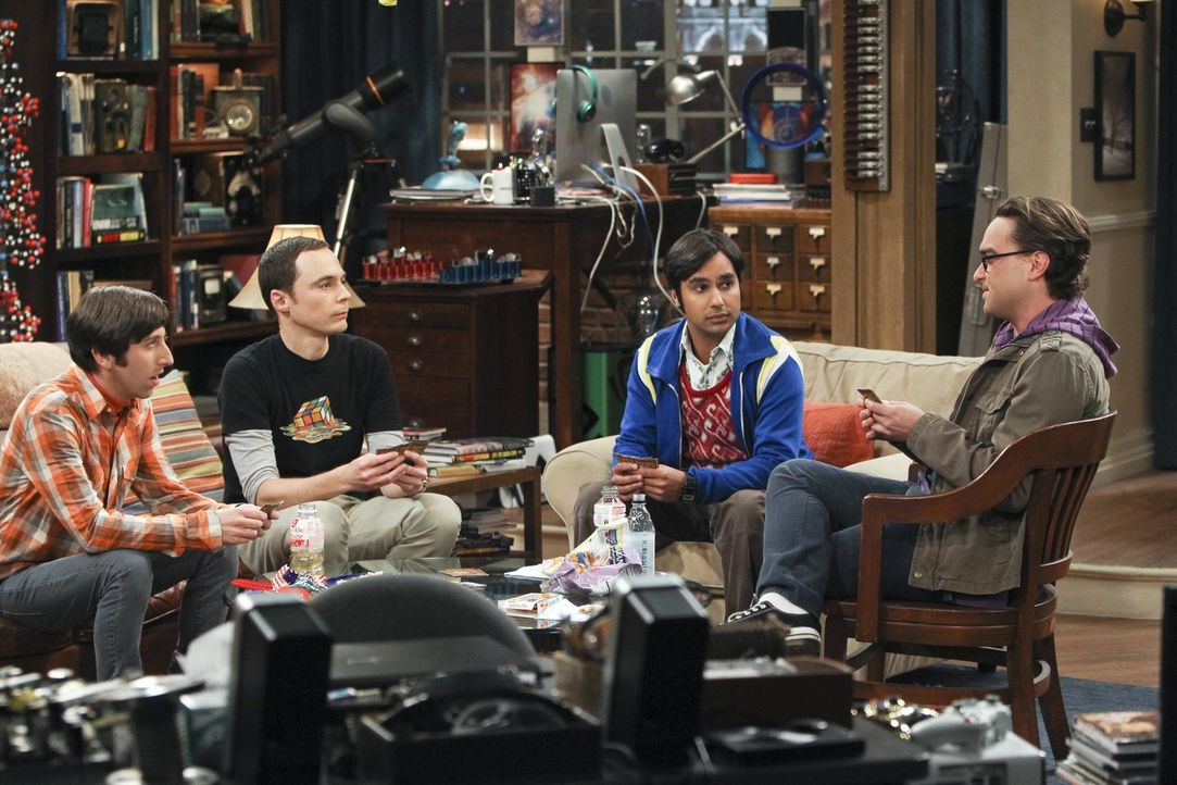 the big bang theory tritte unter dem tisch prosieben. Black Bedroom Furniture Sets. Home Design Ideas