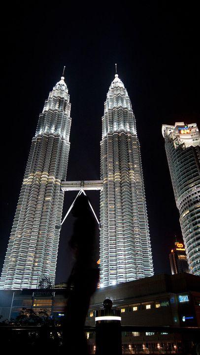Twin Towers - Kuala Lumpur - Bildquelle: AFP