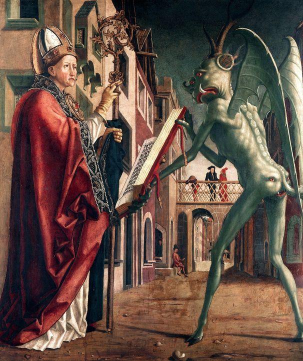 Gut und Böse. Licht und Schatten. Gott und der Teufel: Fast jede Kultur hat ihre Geschichten, Sagen und Legenden über die gegensätzlichen Kräfte, di... - Bildquelle: SuperStock
