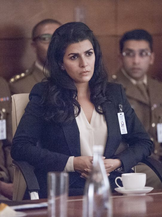 Hat Boyd fest in ihrer Hand: Tasneem Qureshi (Nimrat Kaur) ... - Bildquelle: 2014 Twentieth Century Fox Film Corporation