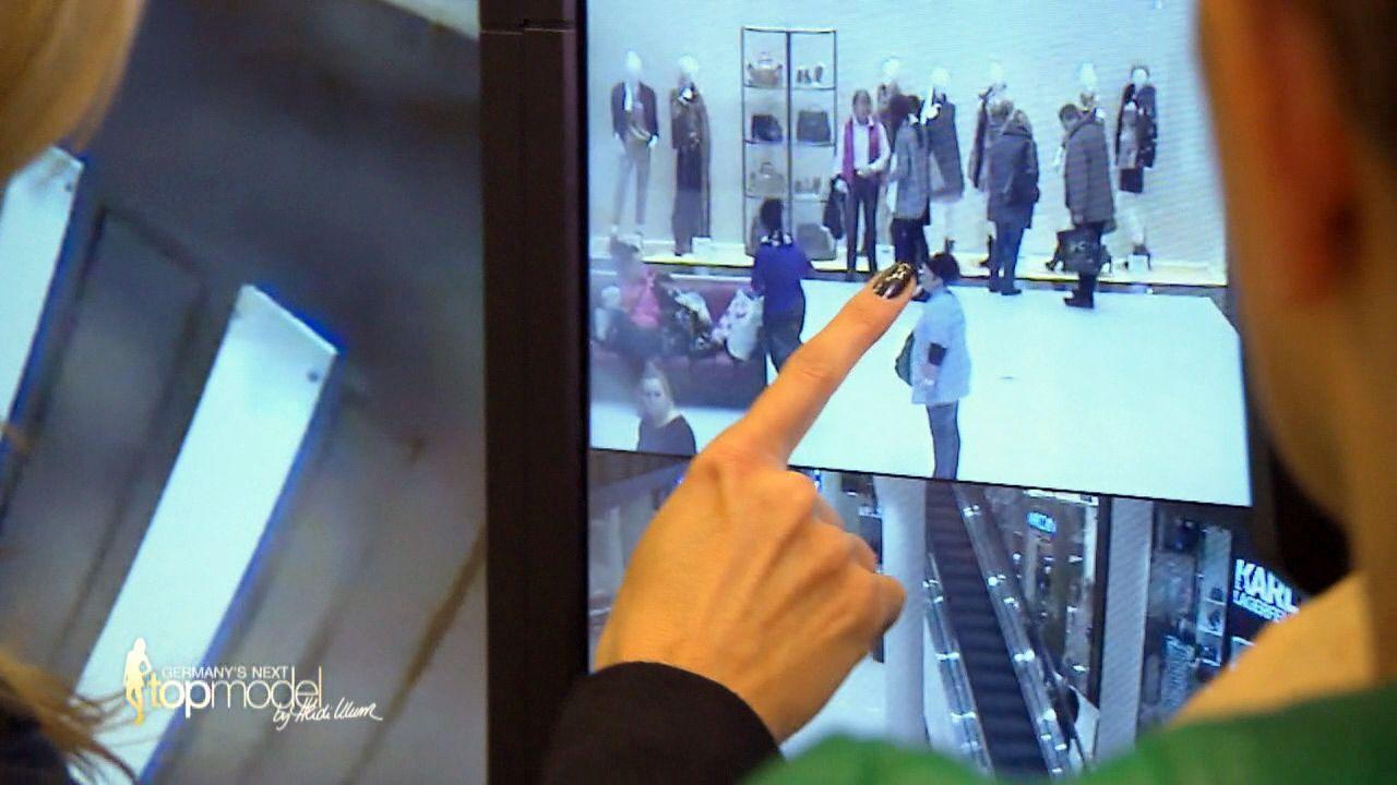 GNTM-10-Sendung01_010 - Bildquelle: ProSieben