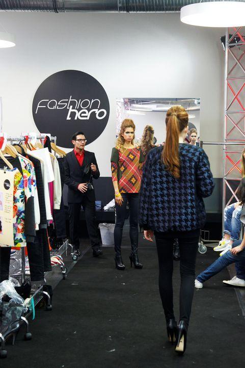 Fashion-Hero-Epi03-Atelier-96-Pro7-Richard-Huebner - Bildquelle: Richard Huebner