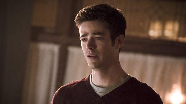 In einer Art Zwischenwelt trifft Barry (Grant Gustin) auf die Quelle seiner K...