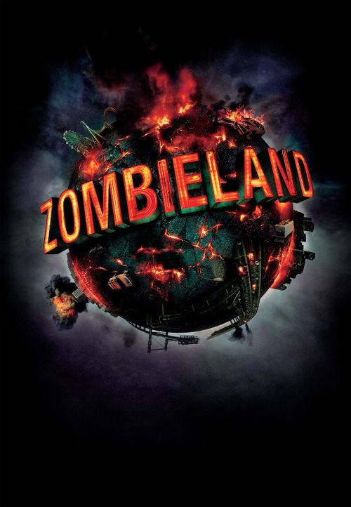 ZOMBIELAND - Plakatmotiv - Bildquelle: 2009 Columbia Pictures Industries, Inc. and Beverly Blvd LLC. All Rights Reserved.
